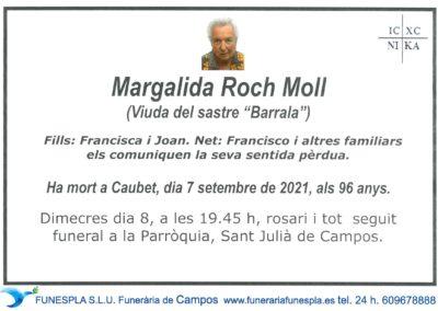 Margalida Roch Moll 07-09-2021